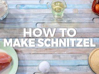 How to Make a Schnitzel