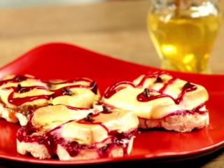 Heart-Shaped Rice Cakes -