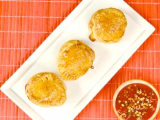 Ham and Cheese Pastry Bites -