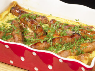 Toad in the Hole -
