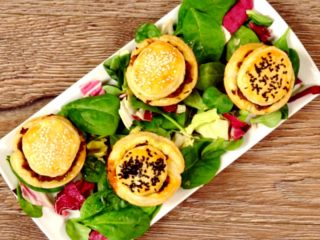 Spicy Meat Muffins -