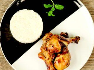 Chicken Drumsticks with Herb Marinade -