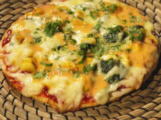 Chicken Pizza -