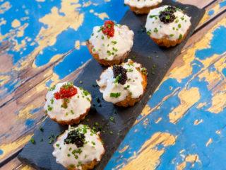 Fish Muffins -