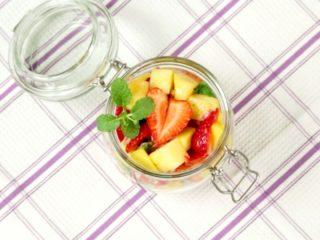 Hot Fruit Salad -