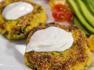 Mashed Potato Cakes -