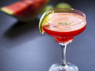 Non-Alcoholic Watermelon Cocktail