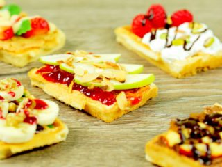 Five Star Waffles -