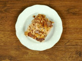 Peanut Butter Crumble -
