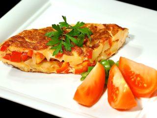Spanish Omelet -