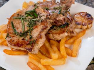 Herbed Pork Chops -