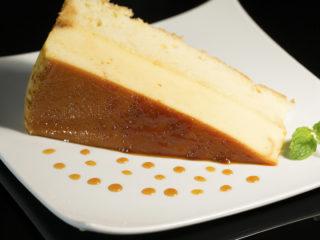 Creme Brulee Cake -