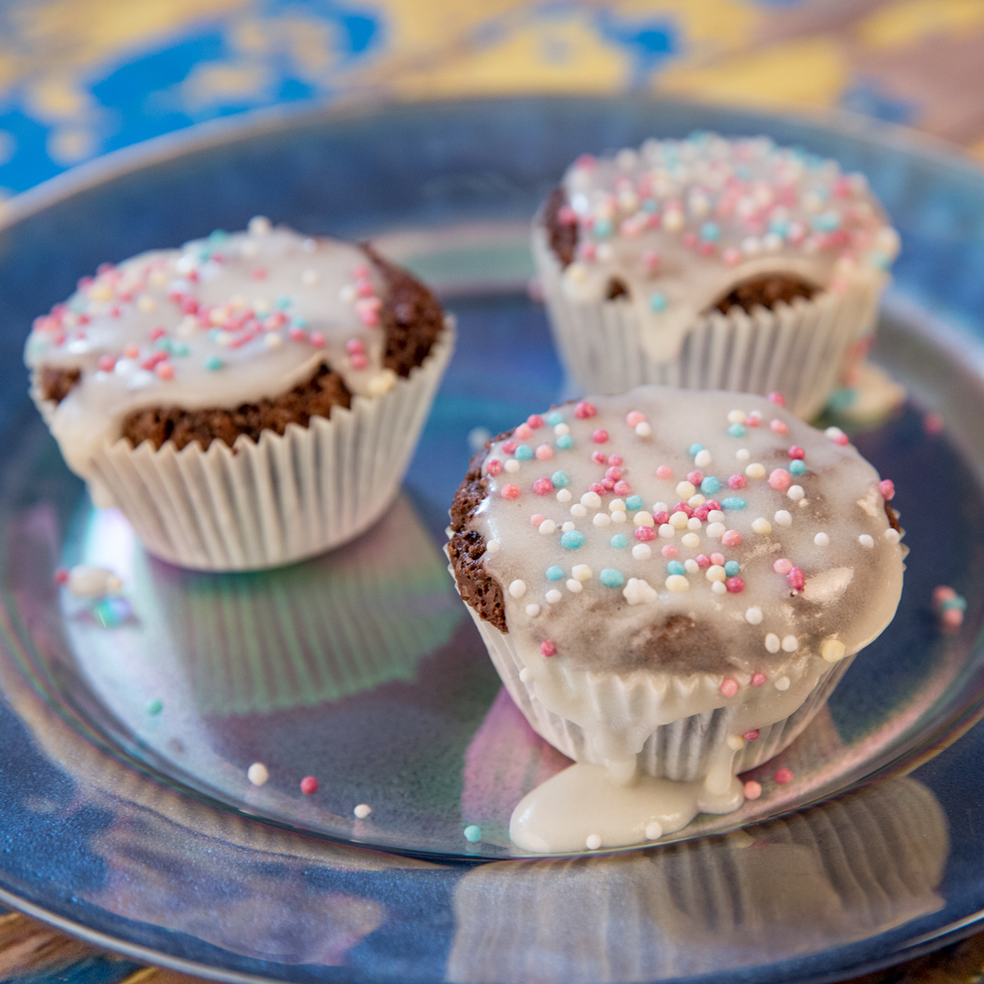Chocolate and Coffee Muffins -