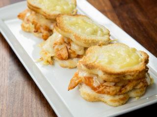 Chicken Sandwich Bites -