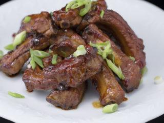 Caramelized Pork Ribs -