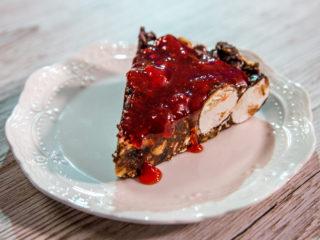 Oreo and Marshmallow Cake -