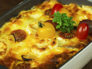 5-Cheese Lasagna -