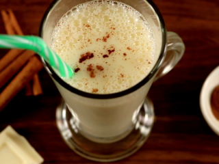 White Chocolate Hot Drink -