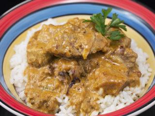Lamb Curry -