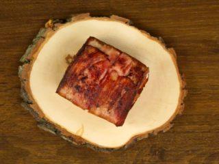 Fried Bacon Sandwich -