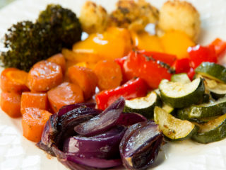 Mixed Vegetable Casserole -