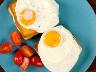 Egg and Ham Sandwich -