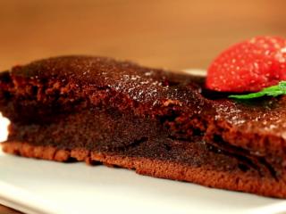 2-ingredient Nutella Brownie