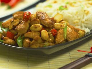 Kung Pao Chicken -