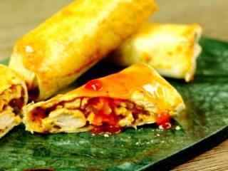 Chicken Tortilla Wrap -