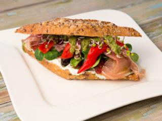 Gourmet Sandwich -