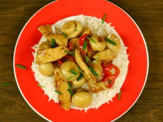 Soy Sauce Chicken -