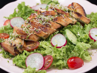 Orange and Lemon Marinated Chicken Breast -