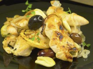 Mediterranean Chicken -