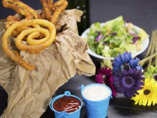 Fried Mashed Potato Swirls -