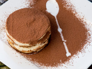 Homemade Tiramisu -