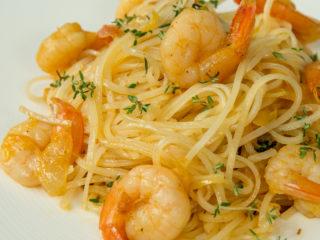 Shrimp Noodles -