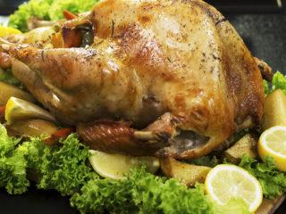 Whole Roasted Turkey -