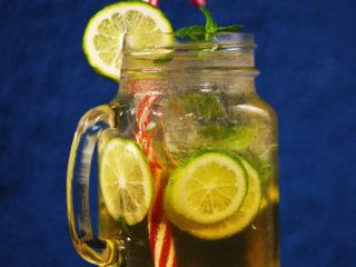 Rum Limeade -