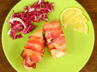 Ricotta and Bacon Chicken Breast -