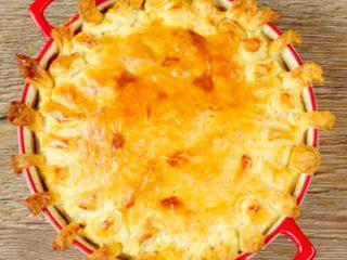 Chicken and Mushroom Pot Pie -