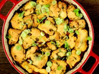 Minced Meat and Pastry Casserole -