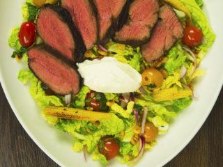 Mexican Beef Salad -