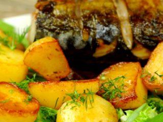 Potato Mackerel -