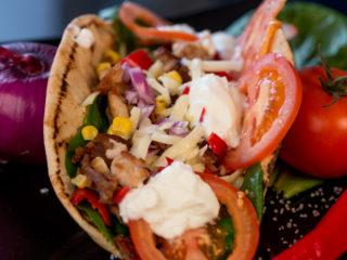Leftover Turkey Tacos -