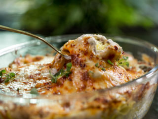 Cheesy Tuna and Pasta Bake -