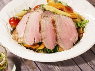 Spicy Pork Salad -
