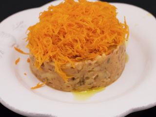 Chicken, Potato and Apple Salad -