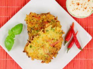 Veggie Fritters -