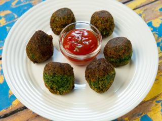 Spinach Balls -