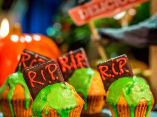 Halloween Cupcakes -